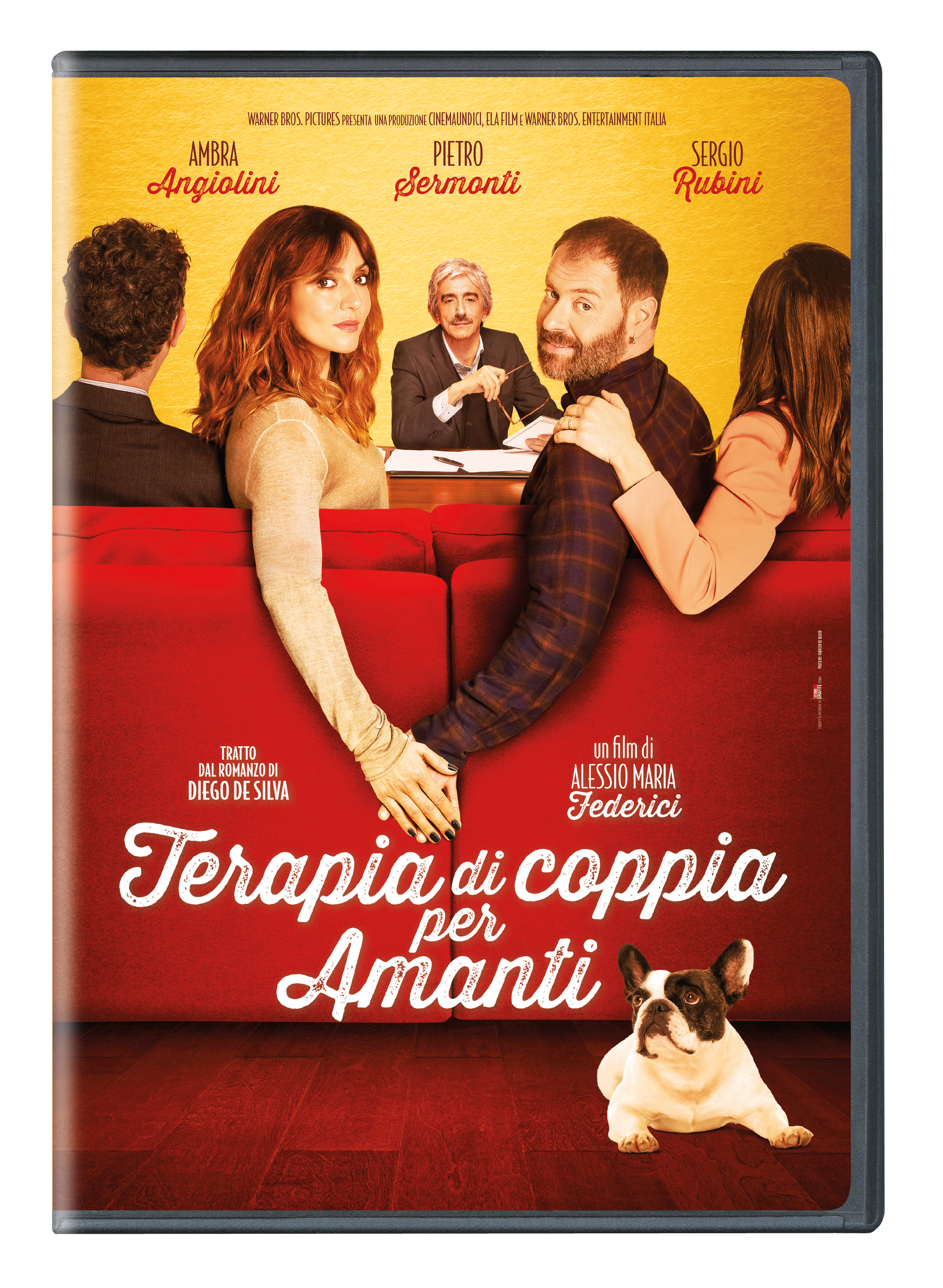 Terapia Di Coppia Per Amanti Dal 14 Febbraio In Homevideo Upside Down Magazine
